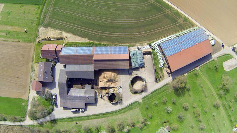 Lindenhof Luftbild von Daniel Bild 2
